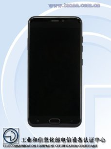 Gionee S9T Front Display