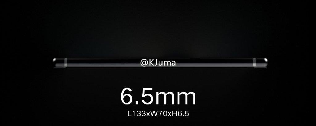 Meizu Pro 7j - Alleged Meizu Pro 7 images with Borderless display leak
