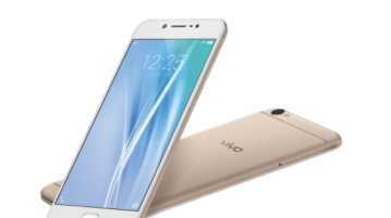 Vivo V5 - Vivo V5 with 20 MP front camera with moonlight flash, 4 GB RAM launched for Rs. 17980