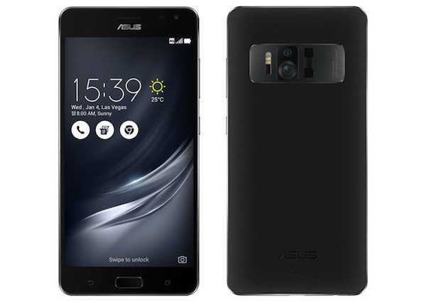 Asus Zenfone AR - Asus Zenfone AR with Tango and Daydream support, 8 GB RAM launched in India: Price, Specifications