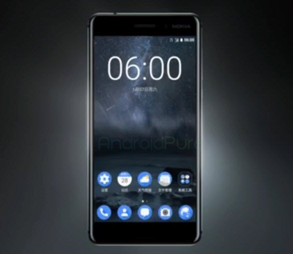 Nokia 6 1 - Exclusive: First official look of Nokia 6 in form of Video; looks stunning