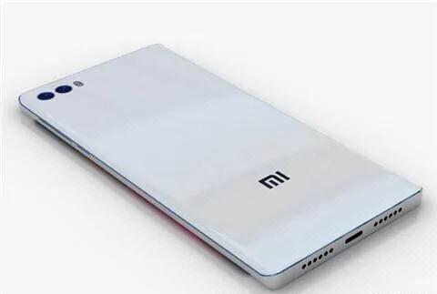 Xiaomi Mi 6 Dual Camera Alleged Xiaomi Mi 6 Sketches indicate Dual camera setup at back 1