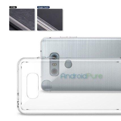 LG G6 b - Exclusive: LG G6 Case renders leak, reveal the design