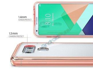 LG G6 f - Exclusive: LG G6 Case renders leak, reveal the design