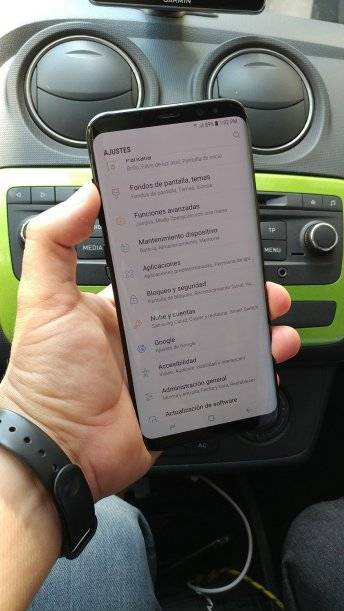 GalaxyS8Plus b - More Samsung Galaxy S8, Galaxy S8+ real images leak
