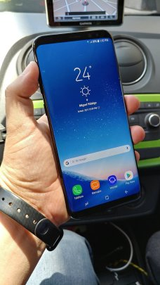 GalaxyS8Plus - More Samsung Galaxy S8, Galaxy S8+ real images leak