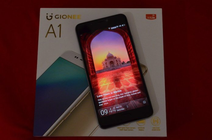 Gionee A1 - Gionee A1 Smartphone Review