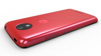 Lenovo Moto C 08 - Budget phones Moto C and Moto C Plus Renders, Specs, Video leak