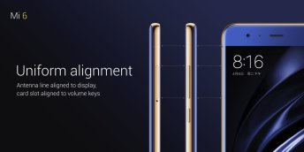 "Xiaomi Mi 6 Display - Xiaomi Mi 6 launched with 5.15"" FHD, SD 835, 6 GB RAM, 12 MP dual cameras, No Audio Jack"