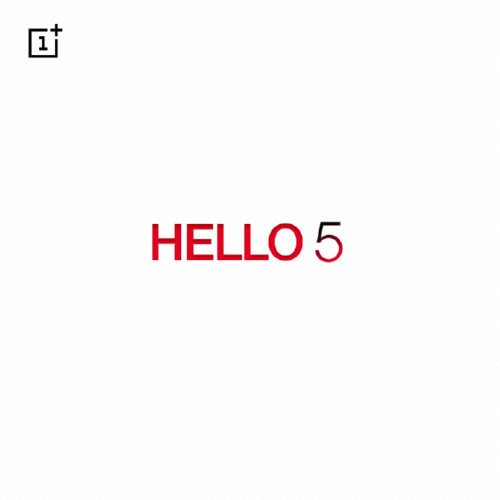 OnePlus 5 teaser e1494229937478 Alleged OnePlus 5 Render in Blue, Red and Gold color leak 20