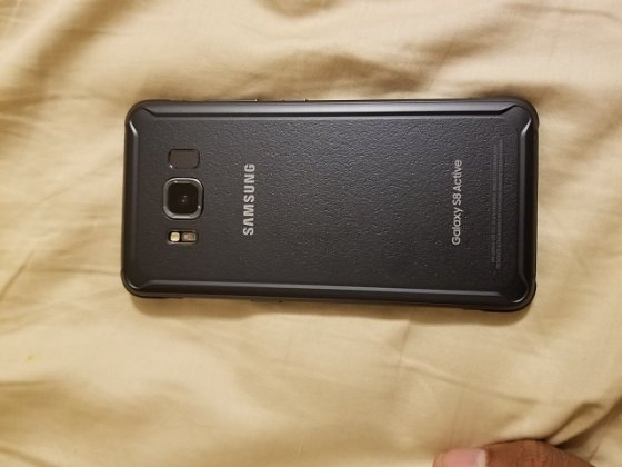 Galaxy S8 Active a Samsung Galaxy S8 Active Real life images leak; comes with 4000 mAh Battery 2 Leaks | News | Phones