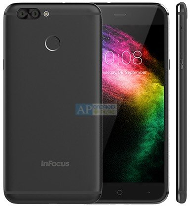 Infocus Snap 4 d - Exclusive: Infocus Snap 4 Renders, Tech Specs; Dual Camera both at Front and Rear