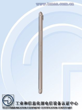 Vivo X20 b - Vivo X20, X20A images surface on TENAA; reveal Full View Display and Dual camera