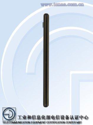 Nubia NX595J b - Nubia NX595J with 5.5 inch FHD, four cameras, 8GB RAM passes TENAA