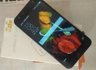 Asus Zenfone 4 Selfie Dual  - AP-Home