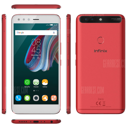 Infinix Zero 5 2 - Infinix Zero 5 Renders, Specifications and Real Images leak ahead of official launch