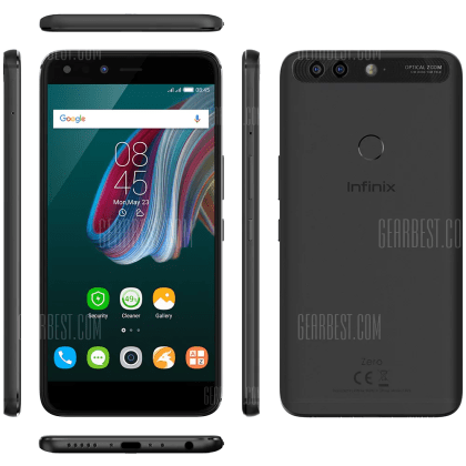 Infinix Zero 5 - Infinix Zero 5 Renders, Specifications and Real Images leak ahead of official launch