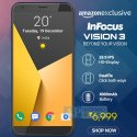 Infocus Vision 3 price specifications - AP-Home