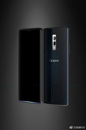 "OPPO X a - Oppo Find X specifications revealed by TENAA listing: 6.4"" Display, 8GB RAM, Dual camera"