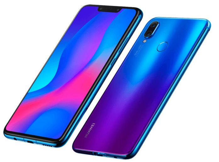Huawei Nova 3i 1 Huawei Nova 3 and Nova 3i with Notch, Four Cameras launched in India 2