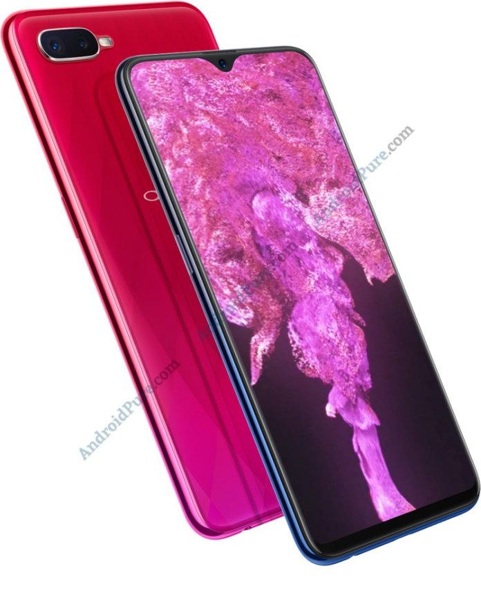 Oppo F9 1 Exclusive: Oppo F9 Specifications leaked ahead of official launch 1