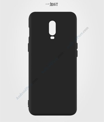 Oneplus 6T i Exclusive: OnePlus 6T cases reveal triple camera, waterdrop display 11