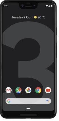 Google Pixel 3 XL Just Black