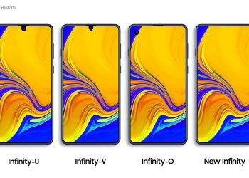 Infinity Display leaked design