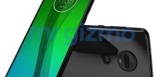 Moto G7 leaked render