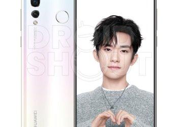 Huawei Nova 4 leaked renders
