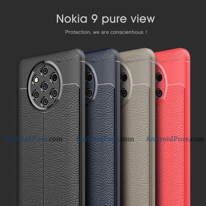 Nokia 9 case Exclusive: Nokia 9 Case images confirm the Penta-Lens Camera 3 Leaks | News | Phones