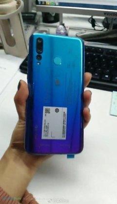 Nova 4 e Huawei Nova 4 real images leaked ahead of the launch 7 Leaks | News | Phones