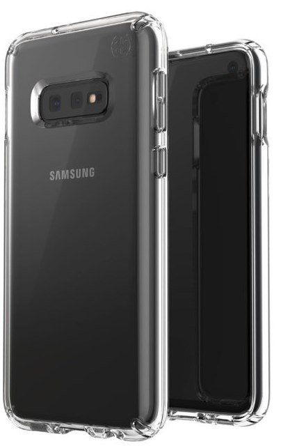 Galaxy s10e leaked case render main