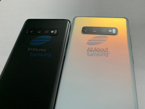 More Samsung Galaxy S10, S10+ prototypes real life photos leak, reveal design 6