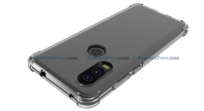 Moto P40 k Moto P40 Case Renders confirm the punch hole camera and earlier leaks 10