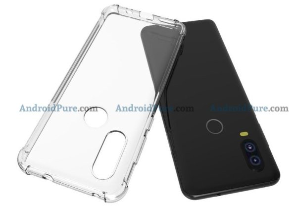 Moto P40 m Moto P40 Case Renders confirm the punch hole camera and earlier leaks 8