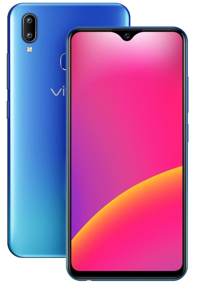 Vivo Y91 Vivo Y91 with Dual Cameras, waterdrop display launched in India 1