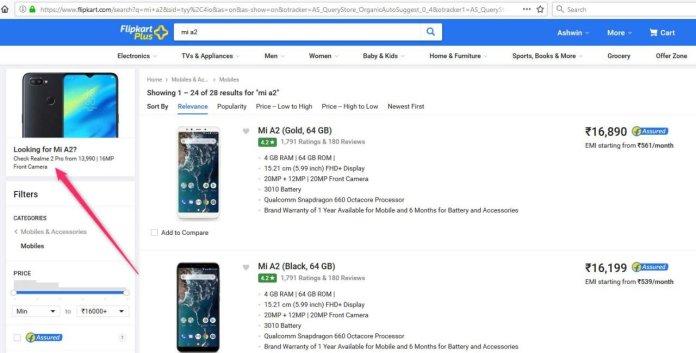 Xiaomi Mi A2 flipkart realme 2 pro Xiaomi Mi A2 price drop makes it more affordable, but is it still worth buying? 2