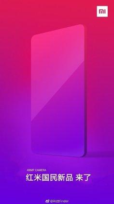 Xiaomi Redmi Pro 2 e Leaked Redmi Pro 2 teaser confirm design ahead of official launch 6