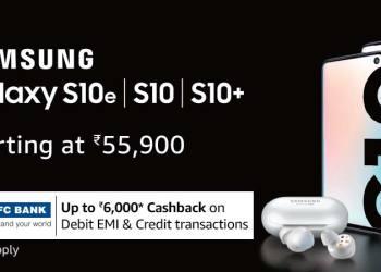 Galaxy S10 cashback offers