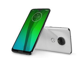 Motorola G7 India