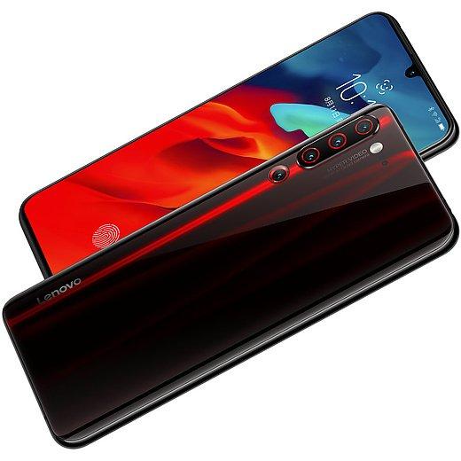 Lenovo Z6 Pro c Lenovo Z6 Pro with 4 cameras, In-display fingerprint scanner, Snapdragon 855 announced in China 3