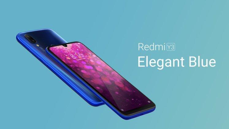 Redmi Y3 India