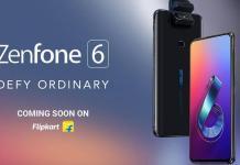 ASUS Zenfone 6 India launch date