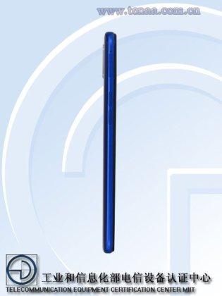 Realme X tech specs
