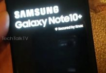 Samsung Galaxy Note10+ real life photos