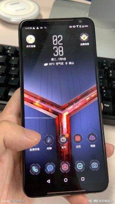 ASUS ROG Phone 2 leaked