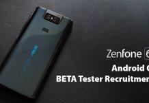ASUS ZenFone 6 Android Q Beta