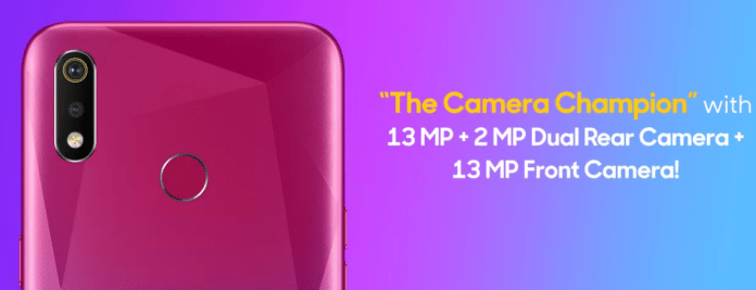Realme 3i Camera Realme 3i Camera details confirmed, More official Renders released 1