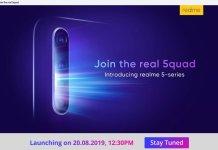 Realme 5 India launch date